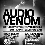 1409 - Audio Venom