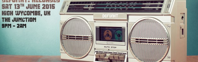 "Mike ""Ruff Cut"" Lloyd & PSG @ Defunkt – June 2015"