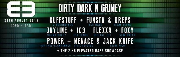 Elevated Bass goes big again in August